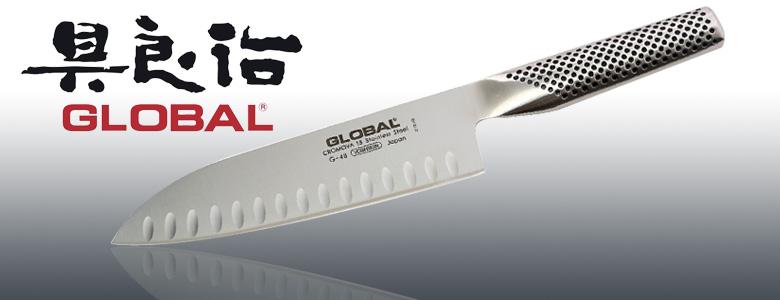 Coltelli global coltelli da cucina giapponesi - Coltelli cucina migliori ...
