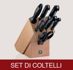 migliore set coltelli da cucina