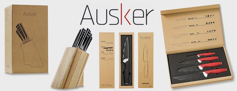 Coltelli Ausker: Alta Qualità in Cucina a Prezzi Competitivi