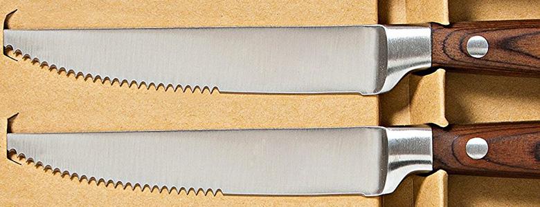 Migliori coltelli da bistecca guida alla scelta del coltello per carne - Coltelli cucina migliori ...